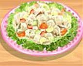 Play Chicken Salad Cooking Game