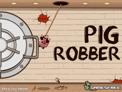 Play Pig Robber
