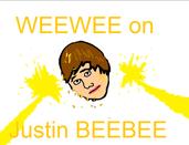 Play Weewee on Justin Beebee