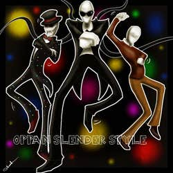 Play oppa slender style