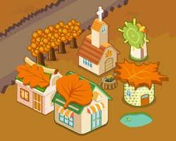 Play Autumn Village