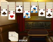 Play Carriage Solitaire