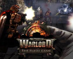 Play The 'Iron Grip: Warlord' Flash Game