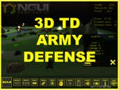 Play 3D TD ARMY DEFENSE
