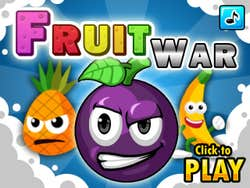 Play Fruit War