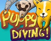 Play Puppy Diving