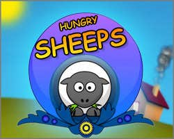 Play HungrySheeps