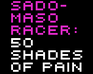 Play Sado maso racer: 50 shades of pain
