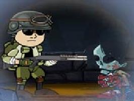 Play Zombies Island 2