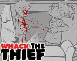 Play Whack the Thief