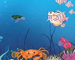 Play Sea Decoration