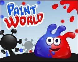 Play PaintWorld