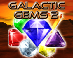 Play Galactic Gems 2