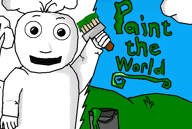 Play Paint the World!