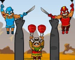 Play Amigo Pancho 3: Sheriff Sancho
