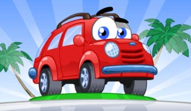 Play Wheely - ads free version