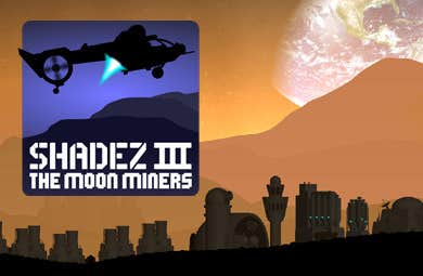 Play Shadez 3: The Moon Miners