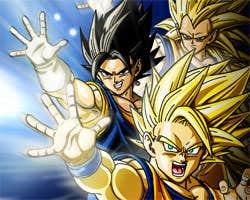 Play Dragon Ball Fighting v2.0