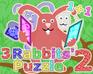 Play 3 Rabbits' Puzzle 2
