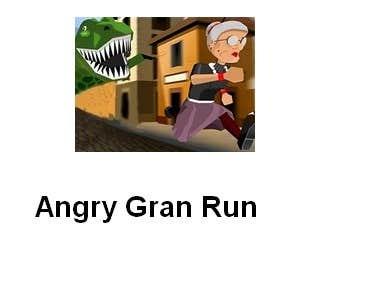 Play Angry Gran Run
