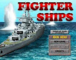 Play Fighter ships