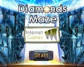 Play Diamonds Maze