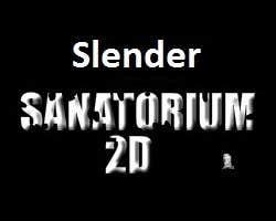 Play Slender 2D: Sanatorium