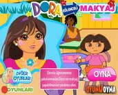 Play Dora Fun Make-Up