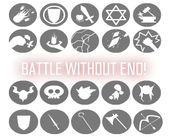 Play Battle without End