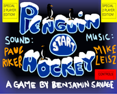 Play PENGUIN HOCKEY 2P VERSION