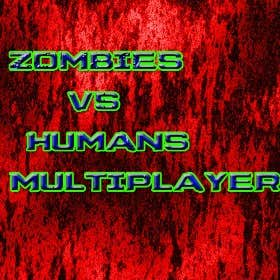 Play Zombies VS Humans Multiplayer Beta Spanish