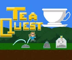 Play Tea Quest