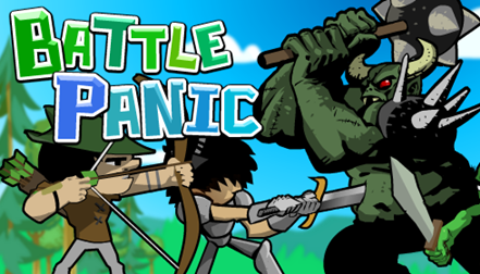 Play Battle Panic