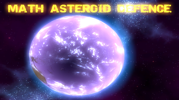 Play Math Asteroid Defence