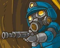 Play Underground War
