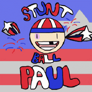 Play Stunt Ball Paul