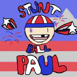 Play Stunt Ball Paul