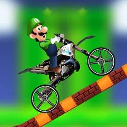 Play Luigi Stunts