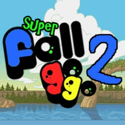 Play Super Fall Go Go 2