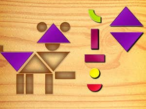 Play Tangrams