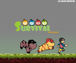 Play Survival (The Jungle)