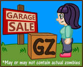 Play Garage Zombie*
