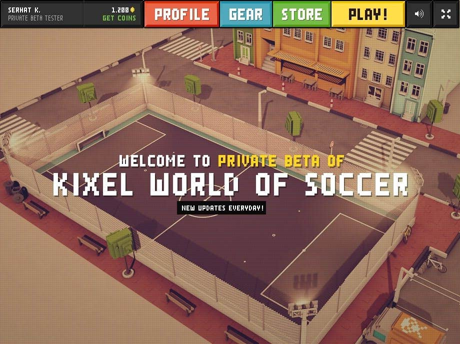 Play Kixel