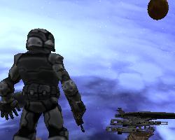Play SpaceCastle Defender