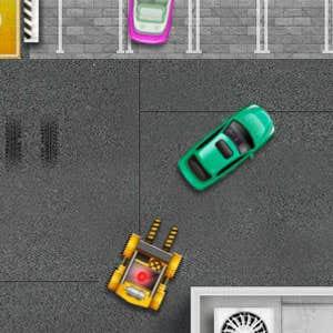 Play Auto Repair Parking