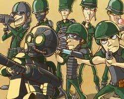 Play Cobra Squad TD