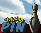 Play Hopping Pin Bowling