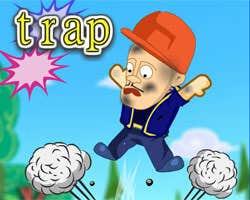 Play bear and trap