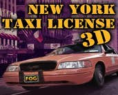 Play New York Taxi License 3D