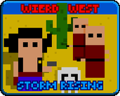 Play Wierd West : Storm Rising